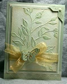 embossed cards - Yahoo Image Search Results