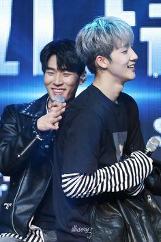 KNK Seungjun & Jihun