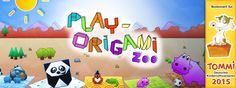 """Dear Ravensburger Digital Fans, there is again great news this week, our app play Origami Zoo is nominated for the German children's software price Tommi 2015 in the category """"Best App"""". Please keep the fingers crossed  :-)"""