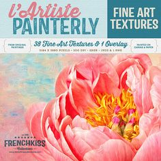 paint textures from French Kiss