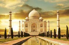 Symbol of True Love- Taj Mahal