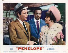 PENELOPE (1966) Lobby Card Set NATALIE WOOD - bidStart (item ...