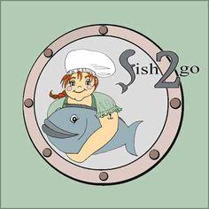 Logo Foodtruck Fish 2 Go