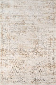 Faded Global Bohemian Chic Neutral Beige Area Rug Available in the following sizes: Create an organic atmosphere with this beautiful earth toned area rug!  Intr