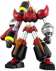 Amazon.com: Super Robot Chogokin Dai-Guard: Toys & Games