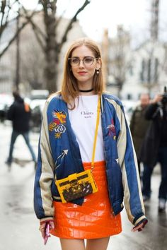 How Fashion Girls Are Wearing Their Button-Downs