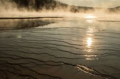 Evening in Yellowstone Photo by Farrell Steiner -- National Geographic Your Shot