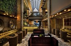 The Thompson in Chicago - Hotels to Celebrate New Year's In - Photos
