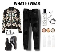 """""""G"""" by louise-w-pedersem on Polyvore featuring Faith Connexion, Needle & Thread, Keds, NARS Cosmetics, By Terry, Diane Von Furstenberg, Seletti, women's clothing, women's fashion and women"""