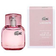 LACOSTE L.12.12 POUR ELLE SPARKLING EAU DE TOILETTE SPRAY Perfume Bottles,  Tu Perfume 67da0eabaf