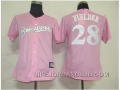 http://www.nikejordanclub.com/mlb-women-jerseys-milwaukee-brewers-28-prince-fielder-pink-6jnmd.html MLB WOMEN JERSEYS MILWAUKEE BREWERS #28 PRINCE FIELDER PINK 6JNMD Only $19.00 , Free Shipping!