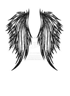 Angel Wings for Girl by anamartist on deviantART