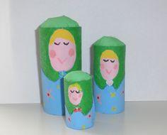 Matryoshka's of Baboesjka's « WC Rolletje