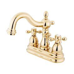 Elements of Design EB160 New Orleans Centerset Faucet