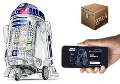Droid to Droid Experience - Watch interact with other Star Wars App-enabled Droids. R2 D2, Action Figures, Android, Star Wars, Lovers, Amp, Actors, Iphone, Ebay