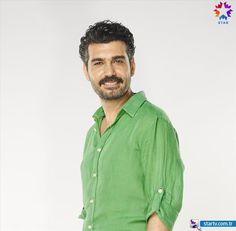 Turkish actor Caner Cindoruk