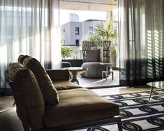Apartment in Lyon by Claude Cartier Studio