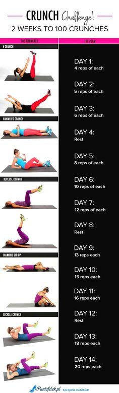 Płaski brzuch w dwa tygodnie Zobacz jak tego dokonać...