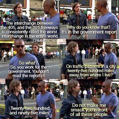 Criminal Minds :) One of my favorite scenes!!!