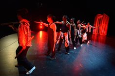 Kung-fu Dance, GATEWAY, The Contemporary , Foto: Andrej Palacko