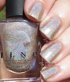 The PolishAholic: ILNP Summer 2015 Ultra Holos Swatches & Review