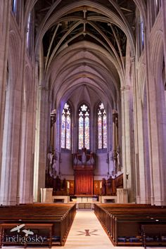 Grace Cathedral Great Quire