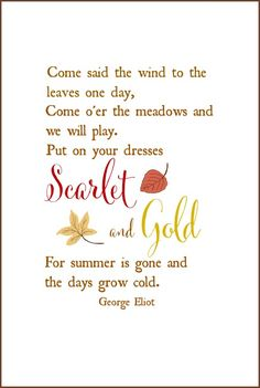 As the words flow throughout -George Eliot The Words, Lancaster, George Eliot Quotes, Happy Fall Y'all, I Fall, Autumn Leaves, Me Quotes, Fall Quotes, Fall Sayings