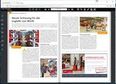 Neuer Schwung für die Logistik von Würth - http://www.logistik-express.com/neuer-schwung-fuer-die-logistik-von-wuerth/