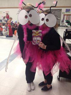Fly Guy Meets Fly Girl teacher costume
