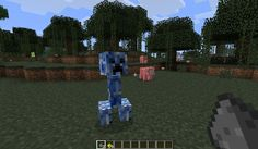 Elemental Creepers Mod para Minecraft 1.3.2
