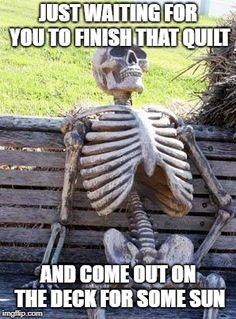 Waiting Skeleton Waiting Skeleton Meme, Funny Skeleton, Skeleton Art, Memes Br, Funny Memes, Funny Sayings, Sarcastic Memes, Dog Memes, Miraculous Ladybug