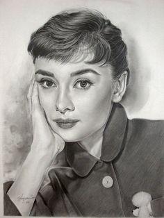 Fan art: Everyone loves a little Audrey.