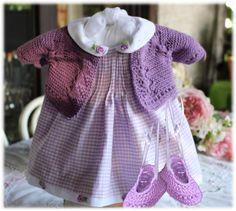 Feenbaby Handarbeit Babykleidung Unikat