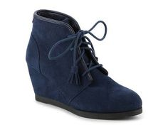 Madden Girl Dallyy Wedge Bootie