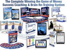 zhannadesign direction: Winning The Game Of Money 9 Level Brain Re-Trainin. Train System, Success Coach, Brain Training, Master Class, Coaching, Money, Learning, Games, Life