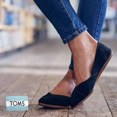 Have you heard? @TOMS are back! Snag a pair (or three) before they're gone #zulilyfinds