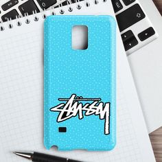 Stussy Raps St?Ssy Surfware Clothing Samsung Galaxy Note 5 Case   casefantasy