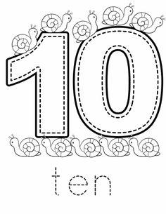 Preschool Number Printable Workbook - FREEYou can find Preschool printables and more on our website. Printable Preschool Worksheets, Printable Numbers, Kindergarten Math Worksheets, Numbers For Kids, Numbers Preschool, Learning Numbers, Preschool Learning Activities, Free Preschool, Kids Learning