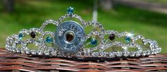 Bullet Tiara # Country Wedding # Country Girl # Country Bride   # Jewelry