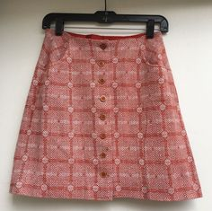 Vintage Pandora Mini Skirt Vtg Size 13 26 034 Waist Union Label | eBay