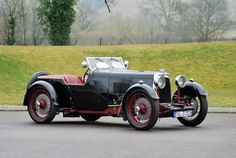 1930 Aston Martin 1 Litre International 2 4 Sports Tourer Chassis no