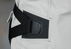 Textile, fabric, water proof, jacket, buckle, strap, stitched, detail: