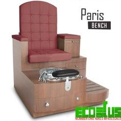 Paris Spa Pedicure Chair , Guarantee lowest price on the market for Pedicure chairs and nail salon products . Call now to get off 30% , See more at :http://econail.us/product-category/gulfstream-pedicure-chairs/page/2/