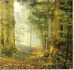 Greg Olsen - Sacred Grove - Giclee on Canvas Complete colection of art, limited editions, prints, posters and custom framing on sale now at Prints. Greg Olsen Art, Sacred Groves, Church Pictures, Lds Art, Peaceful Places, Beautiful Places, Le Far West, Jesus Cristo, Sacred Art