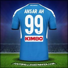 Make personalized SSC Napoli jersey. Customize jersey SSC Napoli with your name and number. Create jersey with the font SSC Napoli Cristiano Ronaldo Goals, Reebok, Under Armour, Juventus Fc, Nike Soccer, Names, Nike Football, T Shirts