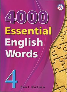 Eng 4000 essential english words 4