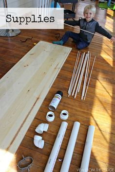Track Stand For Pinewood Derby Cars With Pvc Bsa