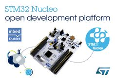 Today we present the first steps with the NUCLEO development boards, produced by STMicroelectronics, that can help us to move towards the ARM 32-bit world with simplicity and great performances , keeping a compatibility with Arduino expansion connectors so that we can use its commonly available shields. The success of Arduino and its countless shields, […]