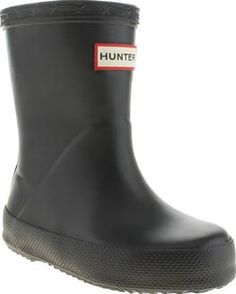 Hunter Navy Kids First Unisex Toddler Even the tiniest of feet deserve the  Hunter standard of
