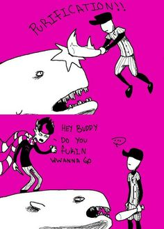 Off(Game) homestuck crossover  (OH MY GOSH YYYYYYYYYYEEEEESSSSSSSSSSSSSS!!!!!!!!!!!!!! <<<<<<<<<3 BEST CROSSOVER OMGGGGGGG)